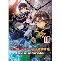 SWORD ART ONLINE - ORDINAL SCALE T03