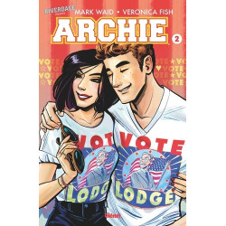 RIVERDALE PRESENTE ARCHIE - TOME 02