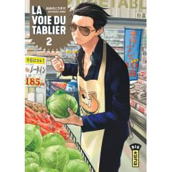 LA VOIE DU TABLIER, TOME 2