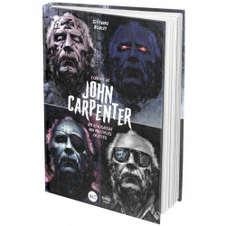 JOHN CARPENTER - LES MASQUES DU MAITRE DE L'HORREUR