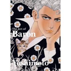 THE ART OF BARON YOSHIMOTO /ANGLAIS/JAPONAIS