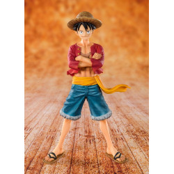 STRAW HAT LUFFY 14 CM ONE PIECE STATUETTE PVC FIGUARTSZERO STRAW HAT LUFFY 14 CM