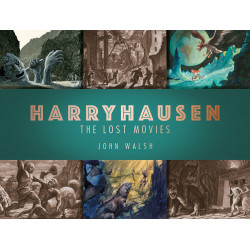 HARRYHAUSEN THE LOST MOVIES