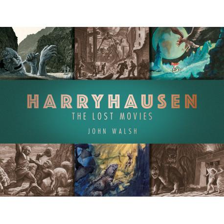 HARRYHAUSEN THE LOST MOVIES
