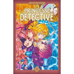 PRINCESSE DETECTIVE T08
