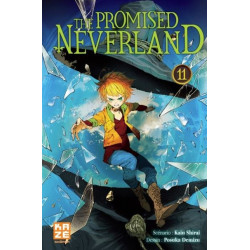 THE PROMISED NEVERLAND T11