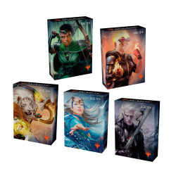 LAND STATION BOX CORE SET 2020 MAGIC THE GATHERING ANGLAIS