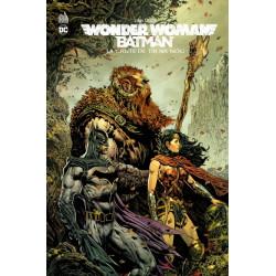 DC DELUXE - WONDER WOMAN & BATMAN