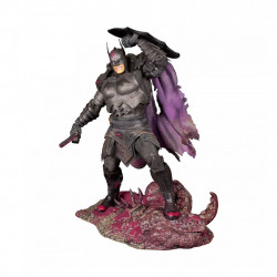 BATMAN DARK NIGHTS METAL DC COMIC GALLERY EXCLUSIVE STATUETTE 23 CM
