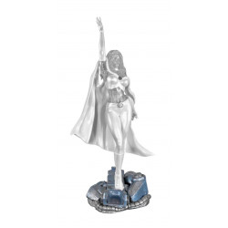 WHITE QUEEN EMMA FROST MARVEL COMIC GALLERY EXCLUSIVE STATUETTE 23 CM