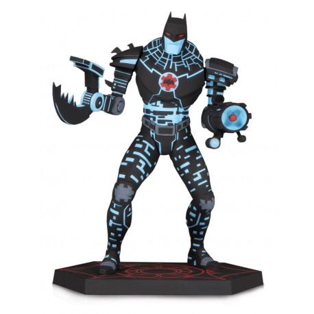 BATMAN THE MURDER MACHINE DARK NIGHTS METAL STATUETTE