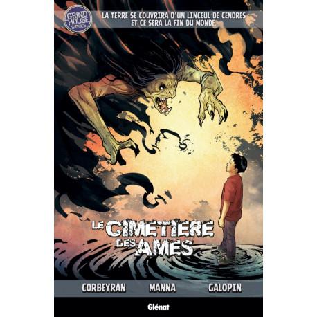 LE CIMETIERE DES AMES - TOME 01