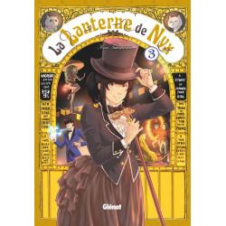 LA LANTERNE DE NYX - TOME 03