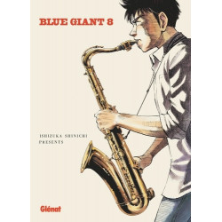 BLUE GIANT -TOME 08
