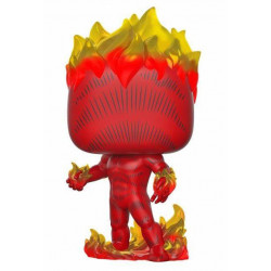HUMAN TORCH (FIRST APPEARANCE) MARVEL 80TH POP! HEROES VINYL FIGURE