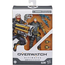 SOLDIER 76 GOLDEN OVERWATCH ULTIMATES ACTION FIGURE