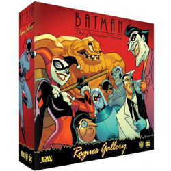 BATMAN DC COMICS ROGUES GALLERY GAME