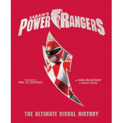 POWER RANGERS ULTIMATE VISUAL HISTORY