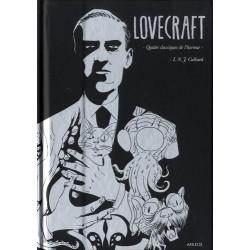LOVECRAFT - QUATRE CLASSIQUES DE L'HORREUR (NED)