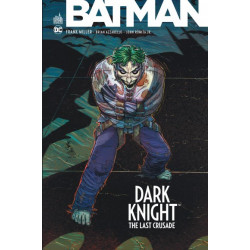 DC ESSENTIELS - DARK KNIGHT : LAST CRUSADE