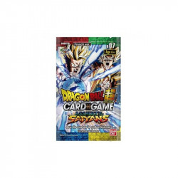 DRAGON BALL SUPER JCC BOOSTER ASSAULT OF THE SAIYANS