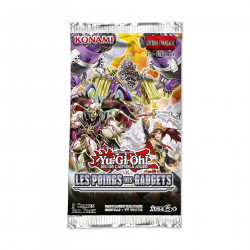 YU GI OH JCC BOOSTER LES POINGS DES GADGETS