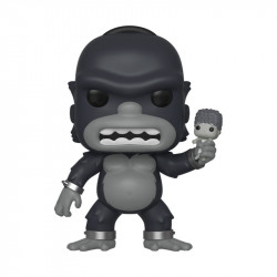 KING KONG HOMER SIMPSONS POP! TV FIGURINE
