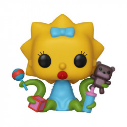 ALIEN MAGGIE SIMPSONS POP! TV FIGURINE