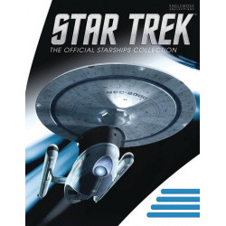 USS EXCELSIOR NCC 2000 SHIP STAR TREK DISCOVERY STARSHIPS NUMERO 15