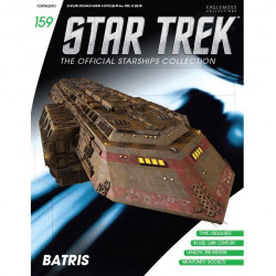 THE BATRIS STAR TREK STARSHIPS NUMERO 159