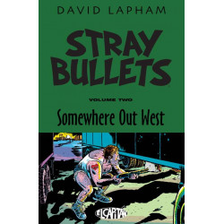 STRAY BULLETS TP VOL 2 SOMEWHERE OUT WEST