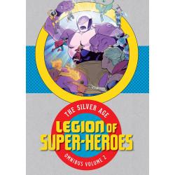 LEGION OF SUPER HEROES SILVER AGE OMNIBUS HC VOL 2