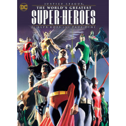 JUSTICE LEAGUE WORLDS GREATEST HEROES BY ROSS DINI TP