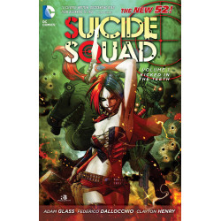 SUICIDE SQUAD TP VOL 1 KICKED IN THE TEETH