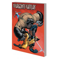 AGENTS OF ATLAS COMPLETE COLLECTION TP VOL 2