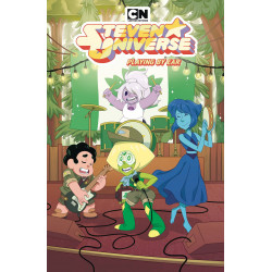 STEVEN UNIVERSE ONGOING TP VOL 6 PLAYING BY EAR
