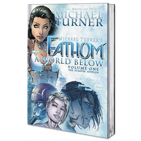 FATHOM TP VOL 1 WORLD BELOW STARTER EDITION