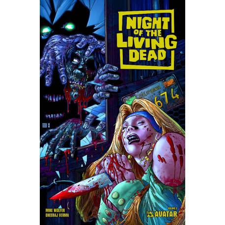 NIGHT O T LIVING DEAD TP VOL 3
