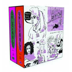 UNLOVABLE COMPLETE COLLECTION HC BOX SET