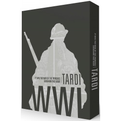 TARDI WWI HC BOX SET WAR TRENCHES GODDAMN WAR