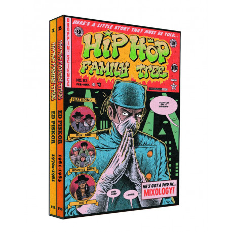 HIP HOP FAMILY TREE GN BOX SET 1975-1983 1