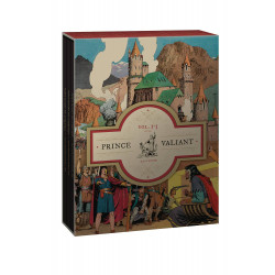 PRINCE VALIANT HC BOX SET VOL 01-03 1937-1942 1