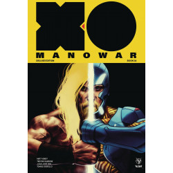 X-O MANOWAR 2017 MATT KINDT DLX HC VOL 2