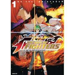 KING OF FIGHTERS NEW BEGINNING GN VOL 1