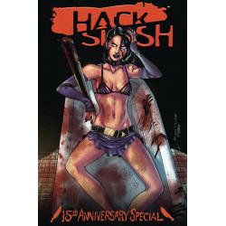 HACK SLASH 15TH ANNV CELEBRATION 1 CVR B SEELEY ONE-SHOT