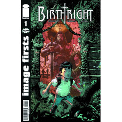 IMAGE FIRSTS BIRTHRIGHT 1 VOL 64