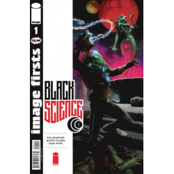 IMAGE FIRSTS BLACK SCIENCE 1 VOL 18