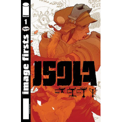 IMAGE FIRSTS ISOLA 1 VOL 75