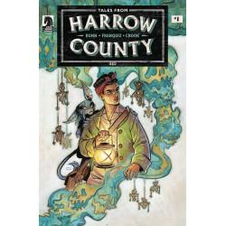TALES FROM HARROW COUNTY DEATHS CHOIR 1 CVR A FRANQUIZ
