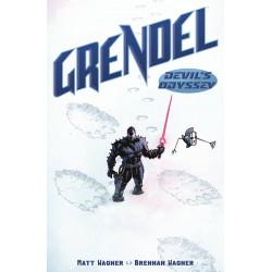 GRENDEL DEVILS ODYSSEY 3 CVR A WAGNER